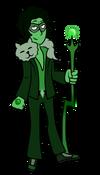 Green Ruby