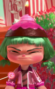 Le angry face by tou katsu damacy-d63che8