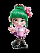 Minty Sakura 1