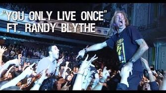 SUICIDE SILENCE - You Only Live Once (Ft