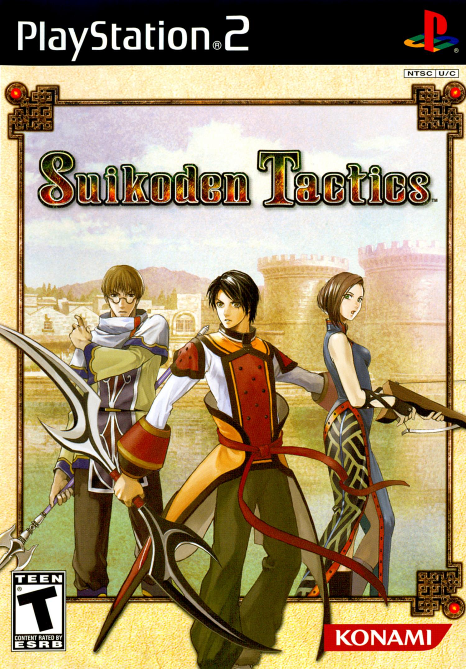Download Save Game Suikoden 1