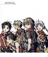 The Heroes by Fumi Ishikawa