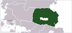 Dunan Republic map