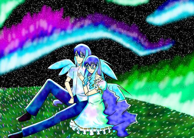 File:Aurora di mezzanotte (Suishou + Sho).jpg