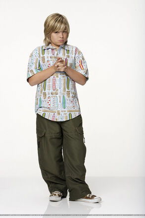 Dylan Sprouse ZAC Promo