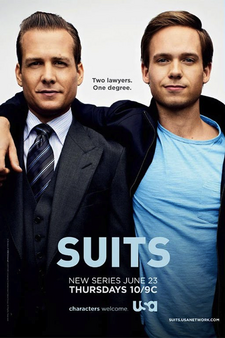 SUITS USA SEASON 1 PROMO