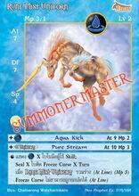 Rune Mist Unicorn