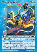 Hazardous Squid