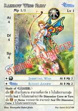 Rainbow Wing Fairy