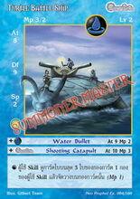 Turtle Battle Ship