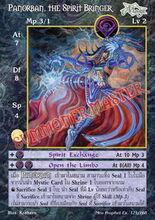 Panorban, the Spirit Bringer