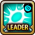 Leader Skill Critical Rate (Low) Water Icon