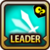 Leader Skill Attack Speed (Low) Wind Icon