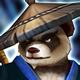 Panda Warrior (Water) Icon