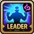 Leader Skill Health Point (Mid) Dark Icon