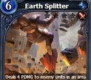 Earth Splitter