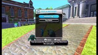 Disney Infinity (Wii) HQ Gameplay