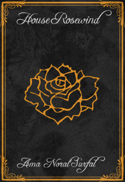 House Rosewind Banner