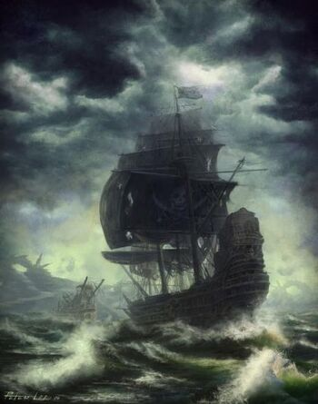 Black-galleon