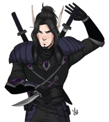 Gabe transparent by vesiel
