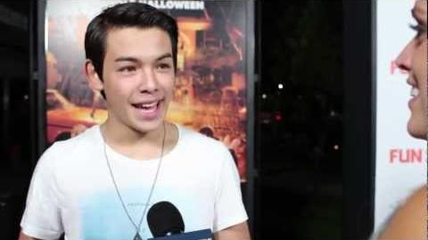 "Ryan Potter & Gracie Dzienny Dish on ""Supah Ninjas"" Season 2"