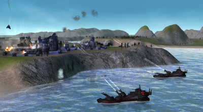 Amphibious assault 2