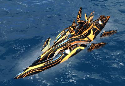 T2 destroyer
