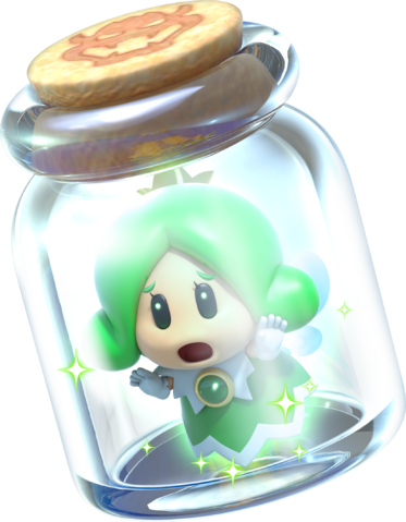 File:Sprixie Princess Jar Artwork - Super Mario 3D World.png
