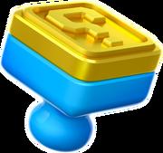 Stamp Artwork - Super Mario 3D World