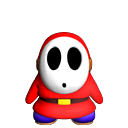 Shy Guy Staring Contest