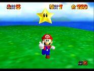 Super Mario 64 Star get