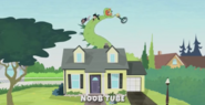 S1 E30 Giant Monster Arm Behind House
