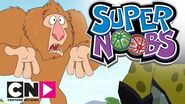 Supernoobs Zippy The Monster Alien Cartoon Network