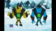 The aliens and Snow-2