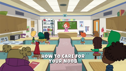 How to Care For Your Noob
