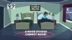 A Noob Divided Cannot Noob!