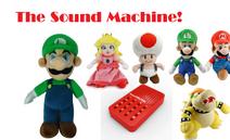 The Sound Machine!
