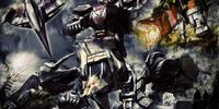 Megazord (Lord Fanfic Omniverse)