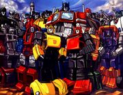 Autobot Members