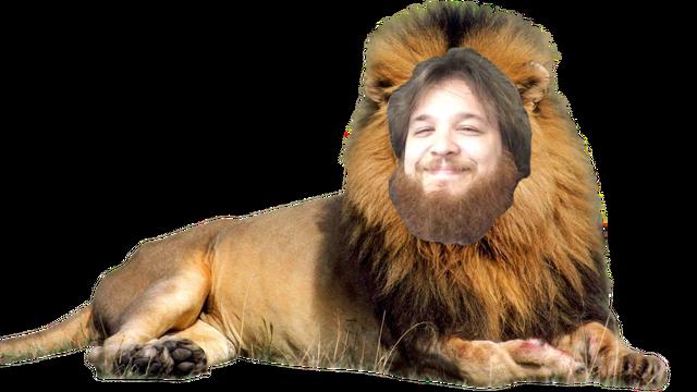 File:Alex the Lion PNG.png