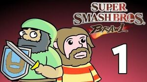 Super Beard Bros. - Super Smash Bros