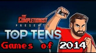 Top Ten Games of 2014 - The Completionist