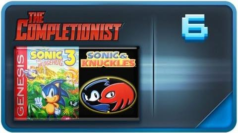 Sonic 3 and Knuckles Raiders of The Lost Chaos Emeralds - The Completionist Episode 6-1