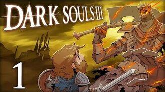 Dark Souls III -1 - wariO... waluigi???