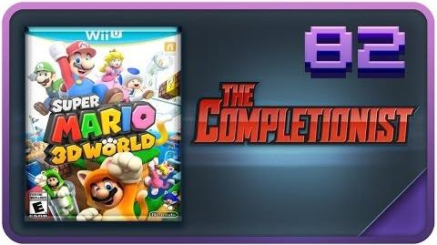Super Mario 3D World Review The Completionist 82