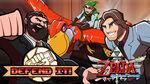 Defend It Zelda