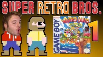 WARIO LAND - Super Retro Bros. 5 Ft. Davis from The Warp Zone