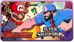 Super Smash Bros Wii U Completionist