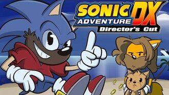 Sonic Adventure DX Let's Play 01 - Speed Demon