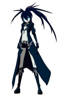Black Rock Shooter 2012 Anime design Main